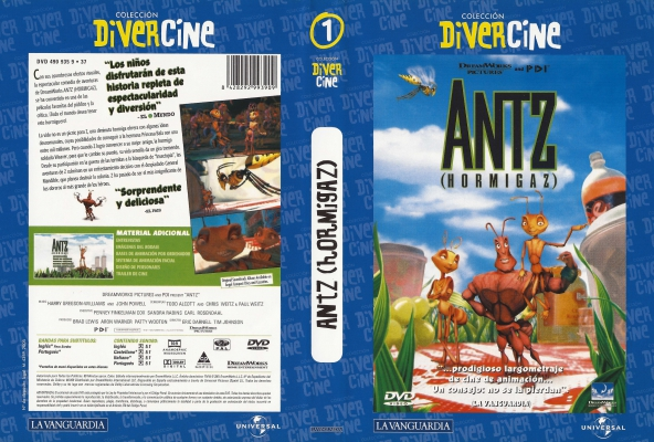 the stereotypical representation of genders in antz an animated film by eric darnell and tim johnson