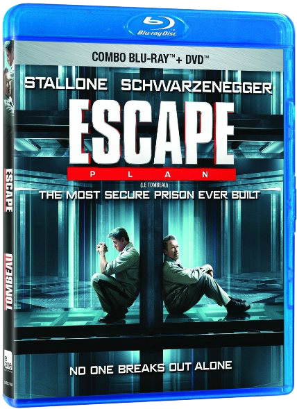 План побега / Escape Plan (2013) BDRip 1080p | Гаврилов