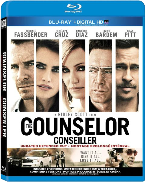 Советник / The Counselor (2013) BDRip-AVC от HELLYWOOD | Extended | Лицензия
