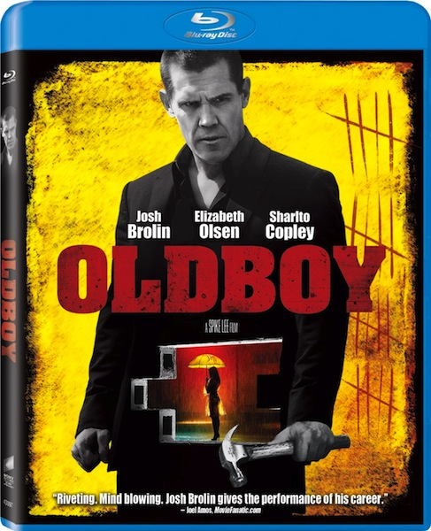 Олдбой / Oldboy (2013) BDRip-AVC от Leonardo and Scarabey | US Transfer | Лицензия
