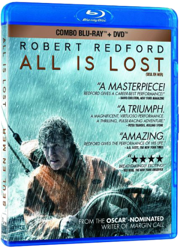 �� ������� ������� / All Is Lost (2013) BDRip-AVC ��  potroks | L1