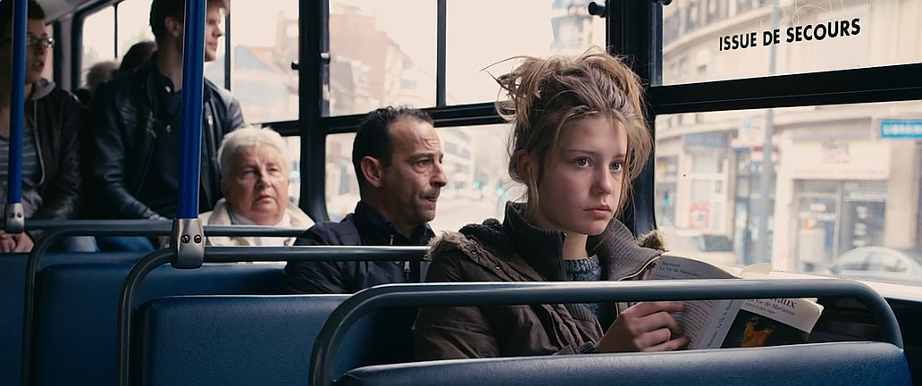 Жизнь Адель / Blue Is the Warmest Color / La vie d'Adèle - Chapitres 1 et 2 (2013) BDRip-AVC