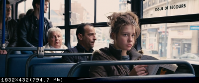 Жизнь Адель / Blue Is the Warmest Color / La vie d'Adle - Chapitres 1 et 2 (2013) BDRip-AVC от potroks | А.Матвеев