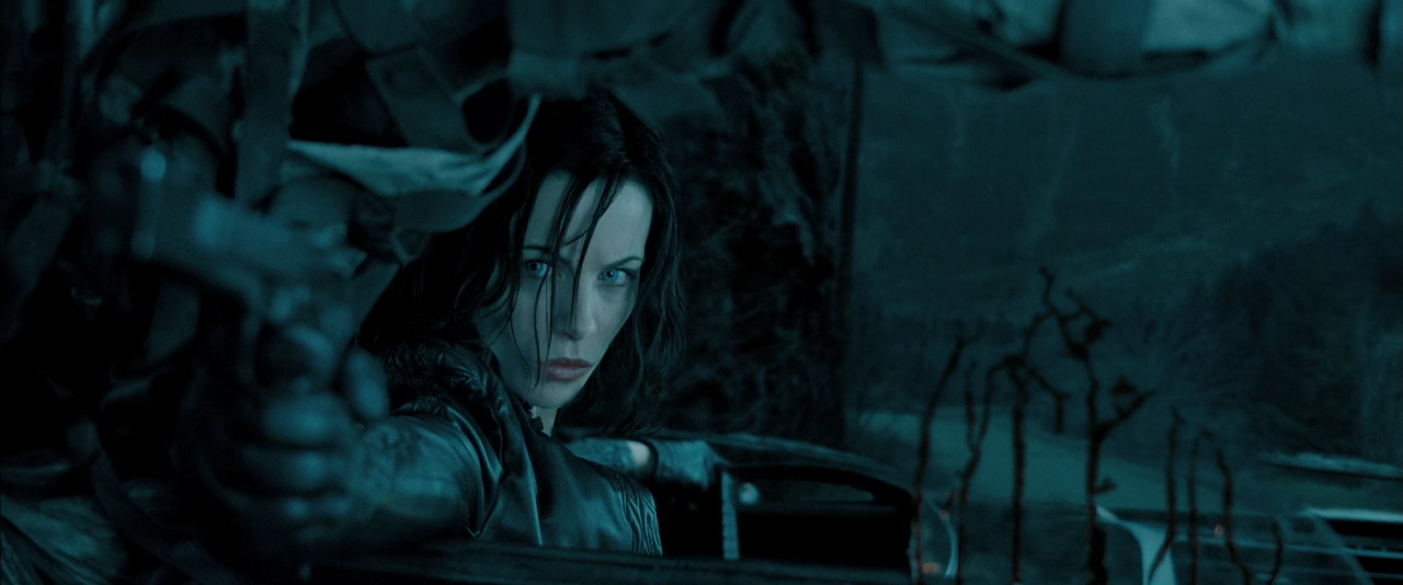 Другой мир 2: Эволюция / Underworld: Evolution (2006) BDRip 720p от Leonardo and Scarabey | D | Лицензия