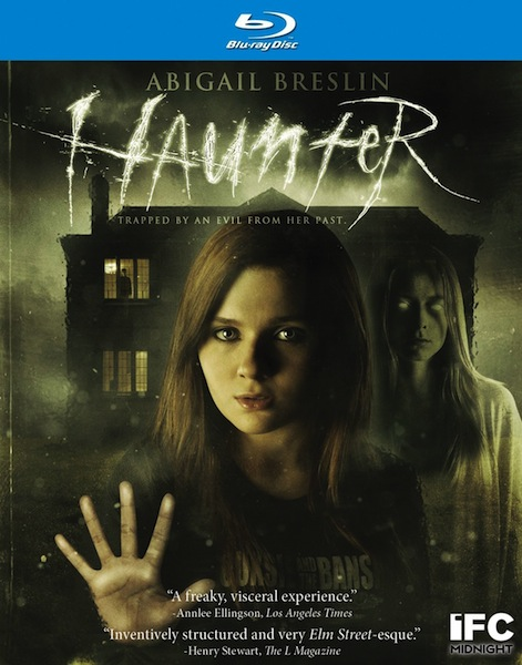 ���� / Haunter (2013) BDRip-AVC �� Leonardo and Scarabey | FRE Transfer | ��������
