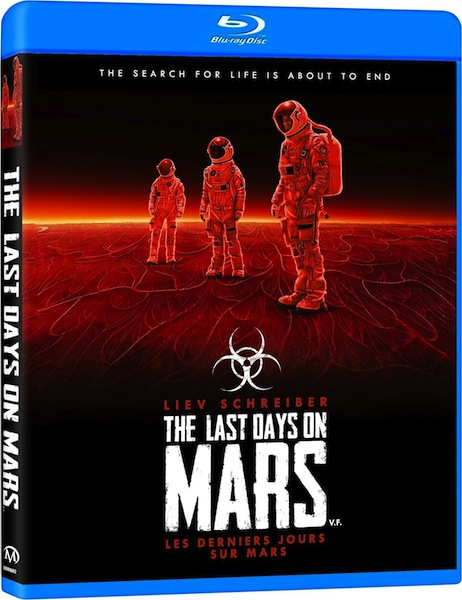 Последние дни на Марсе / The Last Days on Mars (2013) BDRip-AVC от Leonardo and Scarabey | L1