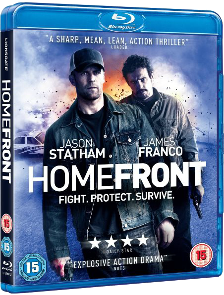 Последний рубеж / Homefront (2013) BDRip-AVC | Лицензия