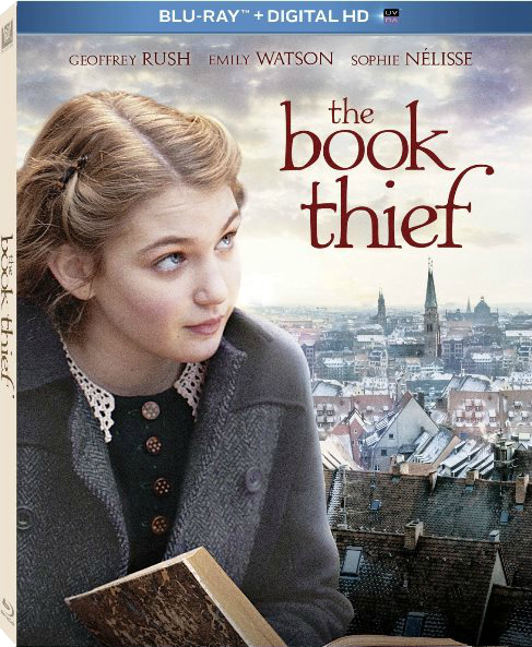 Воровка книг / The Book Thief (2013/Лицензия)