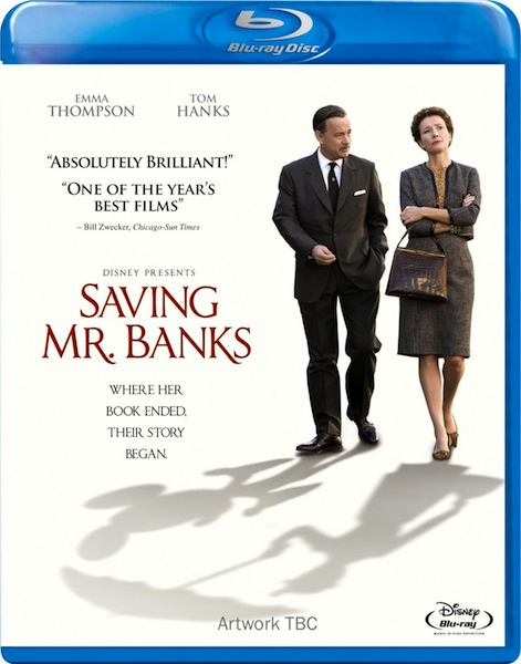 ������ ������� ������ / Saving Mr. Banks [2013 �., �����, �������, ���������, ������, BDRip, ������]