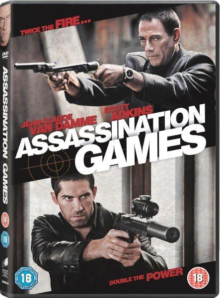 Игры киллеров / Assassination Games (2011) BDRip-AVC от HELLYWOOD | Лицензия