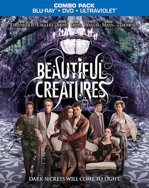 ���������� �������� / Beautiful Creatures (2013) BDRip-AVC �� Leonardo and Scarabey | ��������
