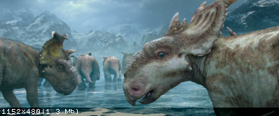 Прогулки с динозаврами / Walking with Dinosaurs (2013) BDRip-AVC | Лицензия
