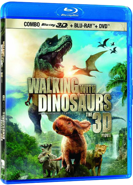 �������� � ����������� / Walking with Dinosaurs (2013) BDRip 720p �� HELLYWOOD | ��������