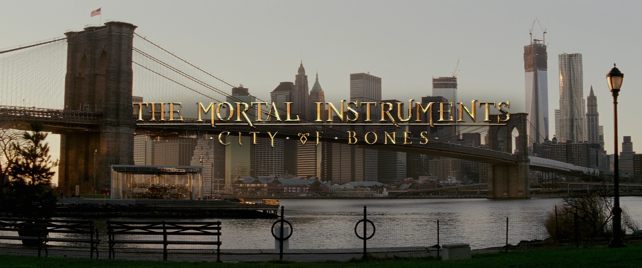������ ������: ����� ������ / The Mortal Instruments: City of Bones (2013) BDRip 720p | ��������