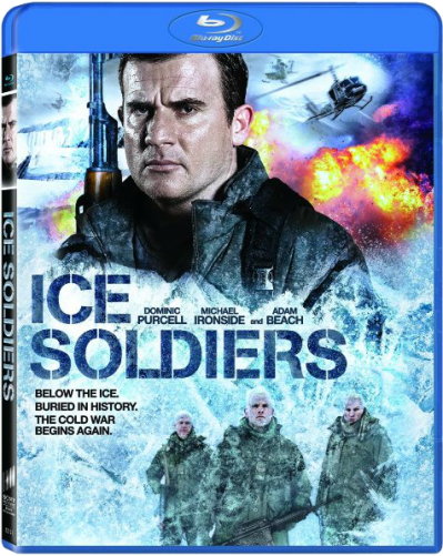 ������������ ������� / Ice Soldiers (2013) BDRip 720p �� potroks | L1