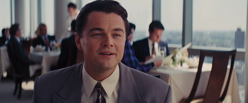 a rhetorical analysis of the speech of jordan belfort in the movie the wolf of wall street Movie reviews | interviews |  jordan belfort could have given that speech himself  in the best scene in the wolf of wall street jordan belfort pleads the same.
