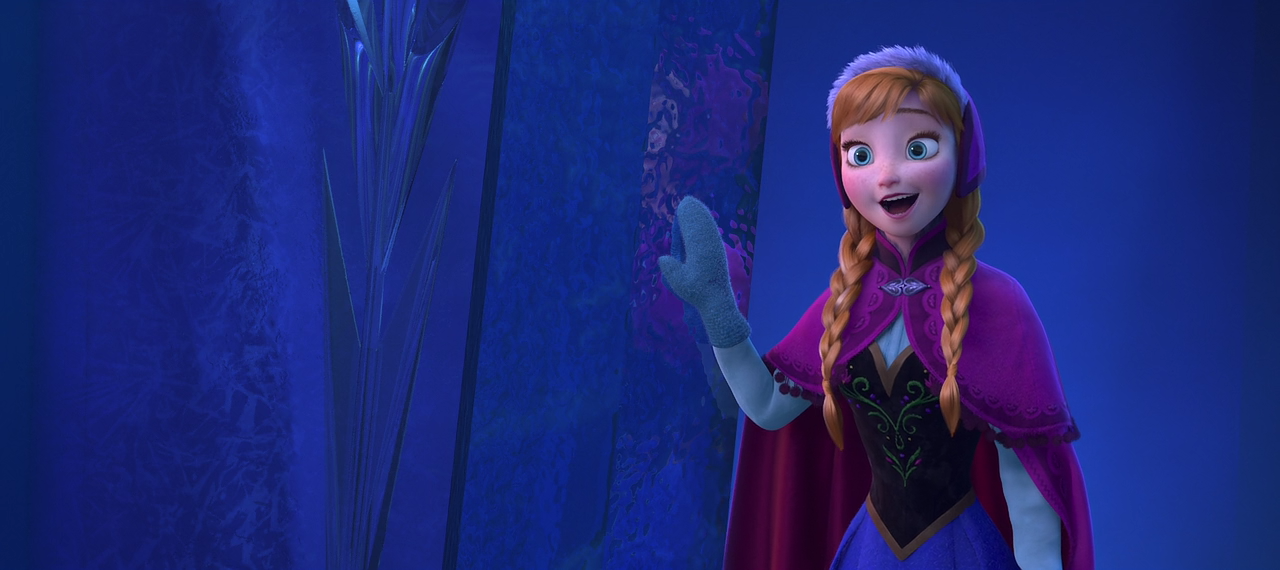 �������� ������ / Frozen (2013) BDRip 720p