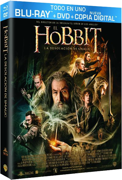������: ������� ������ / The Hobbit: The Desolation of Smaug (2013) BDRip 720p | ��������