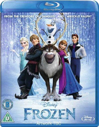 �������� ������ / Frozen (2013) BDRip-AVC