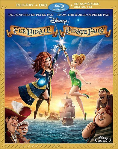 ���: ������� ���������� ������� / The Pirate Fairy (2014/BDRip/��������)
