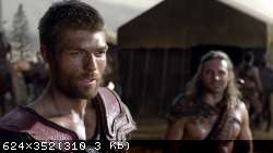 Спартак: Война проклятых / Spartacus: War of the Damned [s03] (2013) HDRip