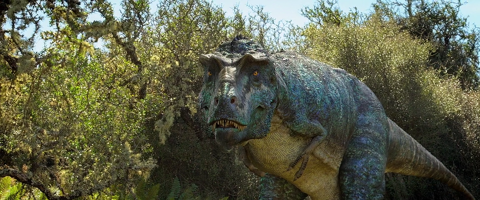 �������� � ����������� / Walking with Dinosaurs (2013) BDRip-AVC