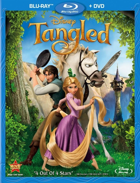 ���������: ���������� ������� / Tangled (2010/BDRip)