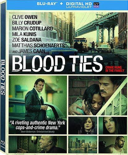 ������� ��� / Blood Ties (2013) BDRip 720p | MVO