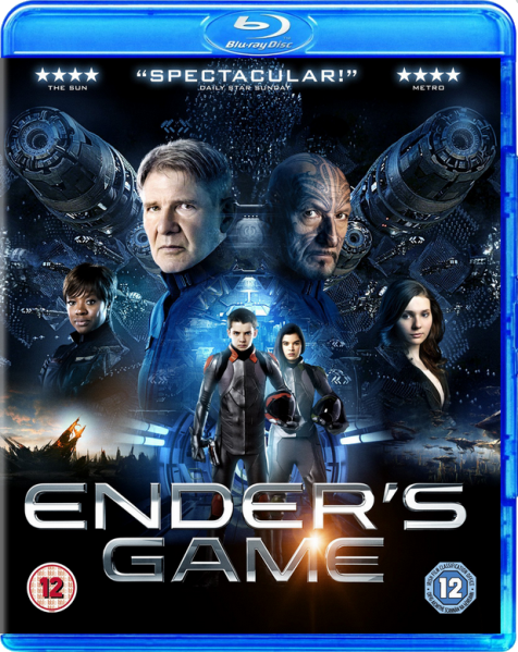 Игра Эндера / Ender's Game (2013) BDRip-AVC | AVO [Гаврилов]