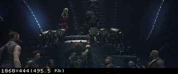 ����������� ����� ������ / Space Pirate Captain Harlock (2013) BDRip-AVC | DUB | ����������� ������ | ��������