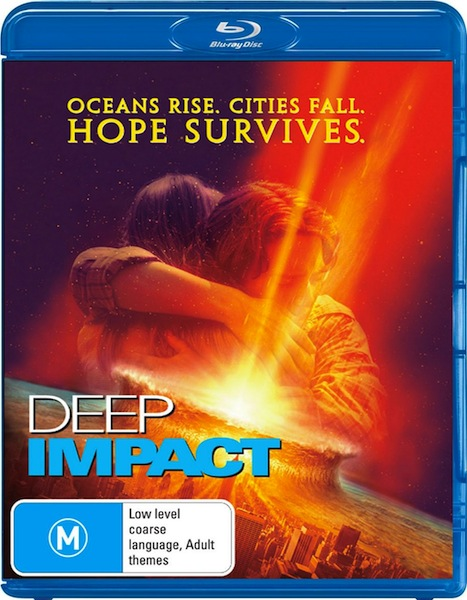 Столкновение с бездной / Deep Impact (1998) HDRip-AVC от ExKinoRay | D