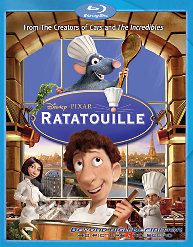 Рататуй / Ratatouille (2007/BDRip 720p/Лицензия)