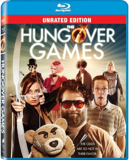 ���������� ���� / The Hungover Games (2013) BDRip-AVC  | iTunes