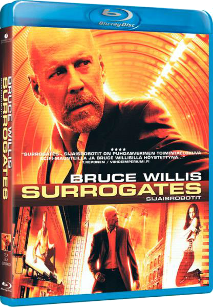 ��������� / Surrogates (2009) BDRip 720p | ��������