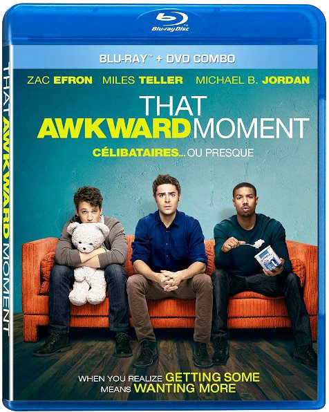 ���� �������� ������ / That Awkward Moment (2014) BDRip-AVC �� | DUB | ��������