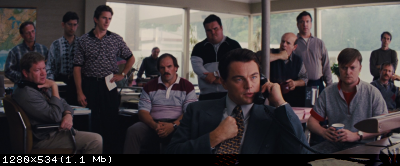���� � ����-����� / The Wolf of Wall Street (2013) BDRip 720p | AVO