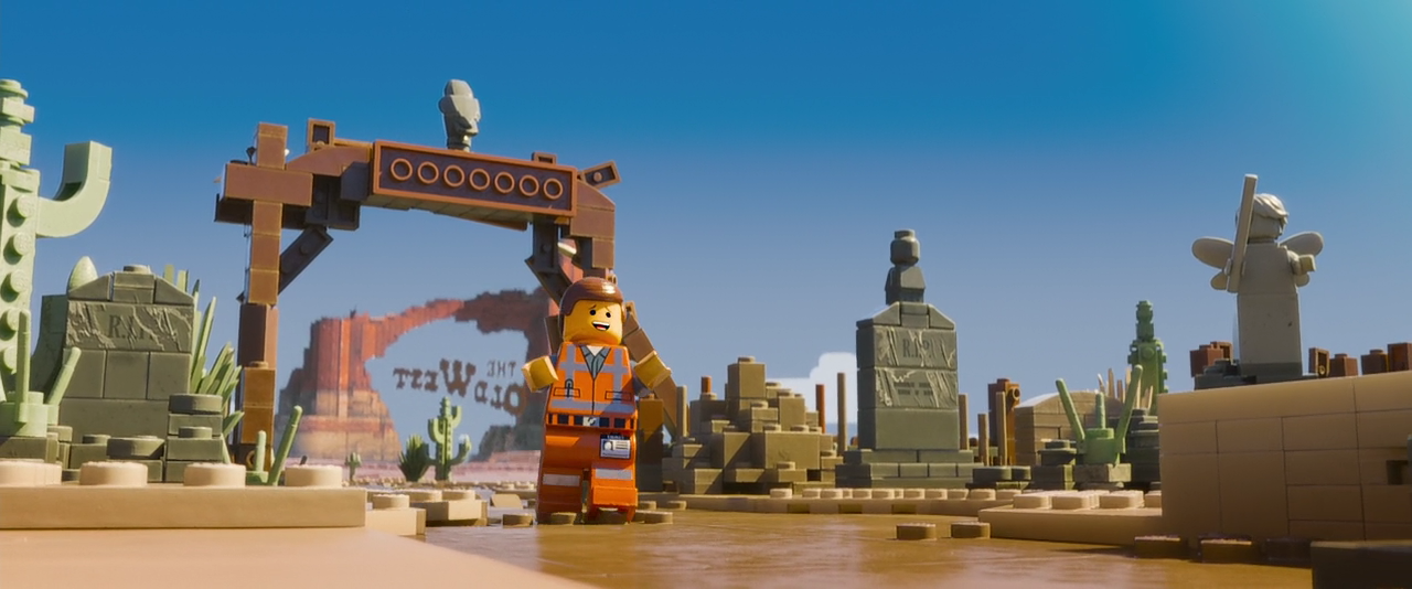 Лего. Фильм / The Lego Movie (2014) BDRip 720p | Лицензия