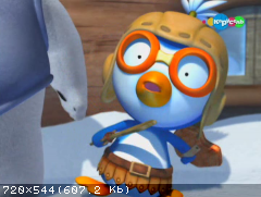 ����������� ������ / Pororo the Little Penguin [1-52 �����] (2007) SATRip | DUB