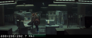 ������ ��������: ������ ����� / Captain America: The Winter Soldier (2014) HDRip   �����