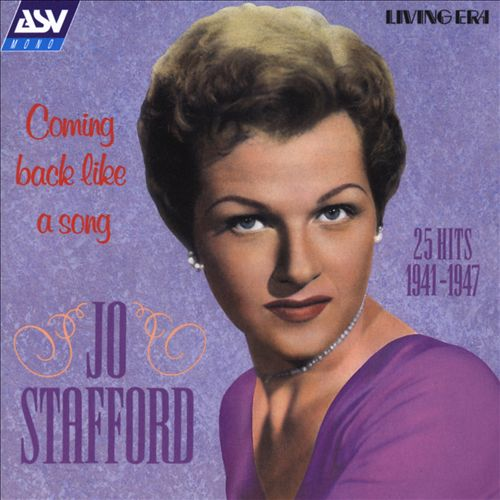 Jo Stafford - Coming Back Like a Song: 25 Hits 1941-1947 (1998) MP3 от BestSound ExKinoRay